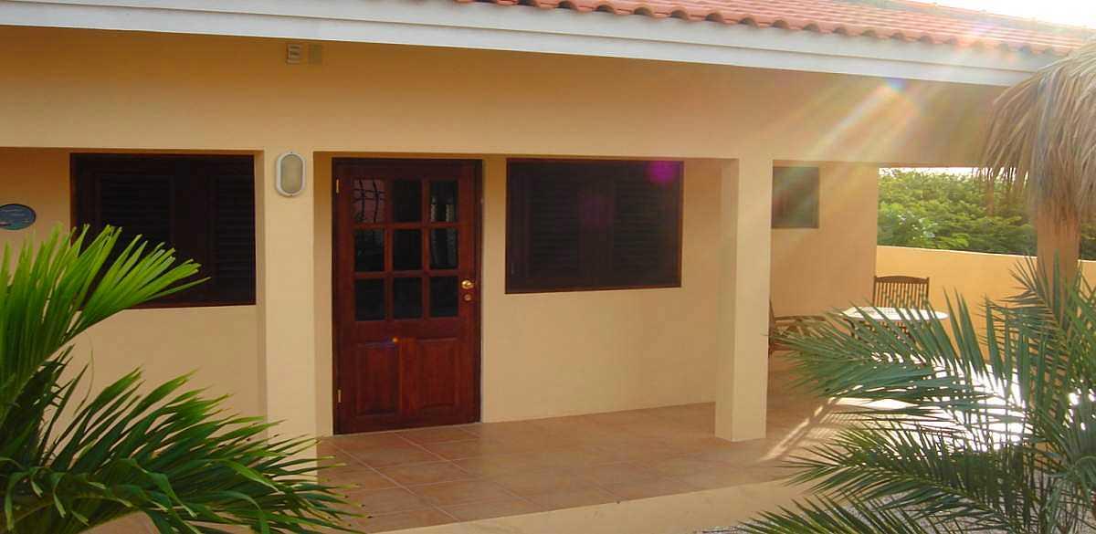 Curacao Holidays Studio Sitting Corner