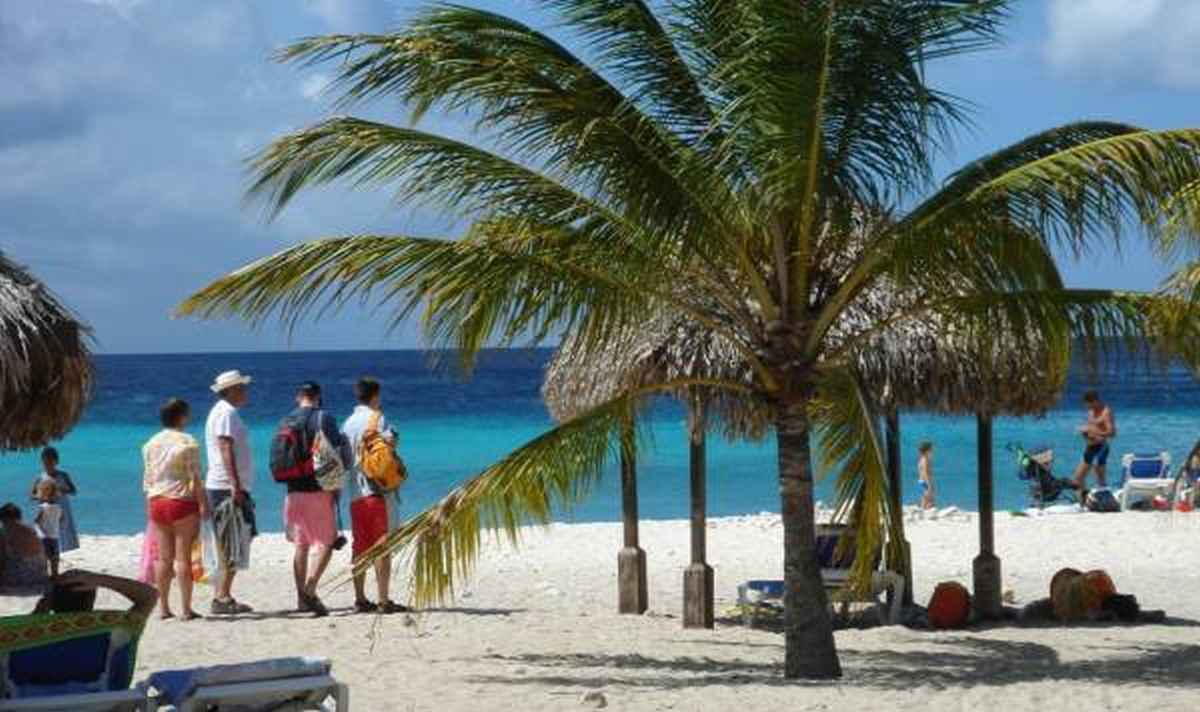 BonBini Beach, Curacao